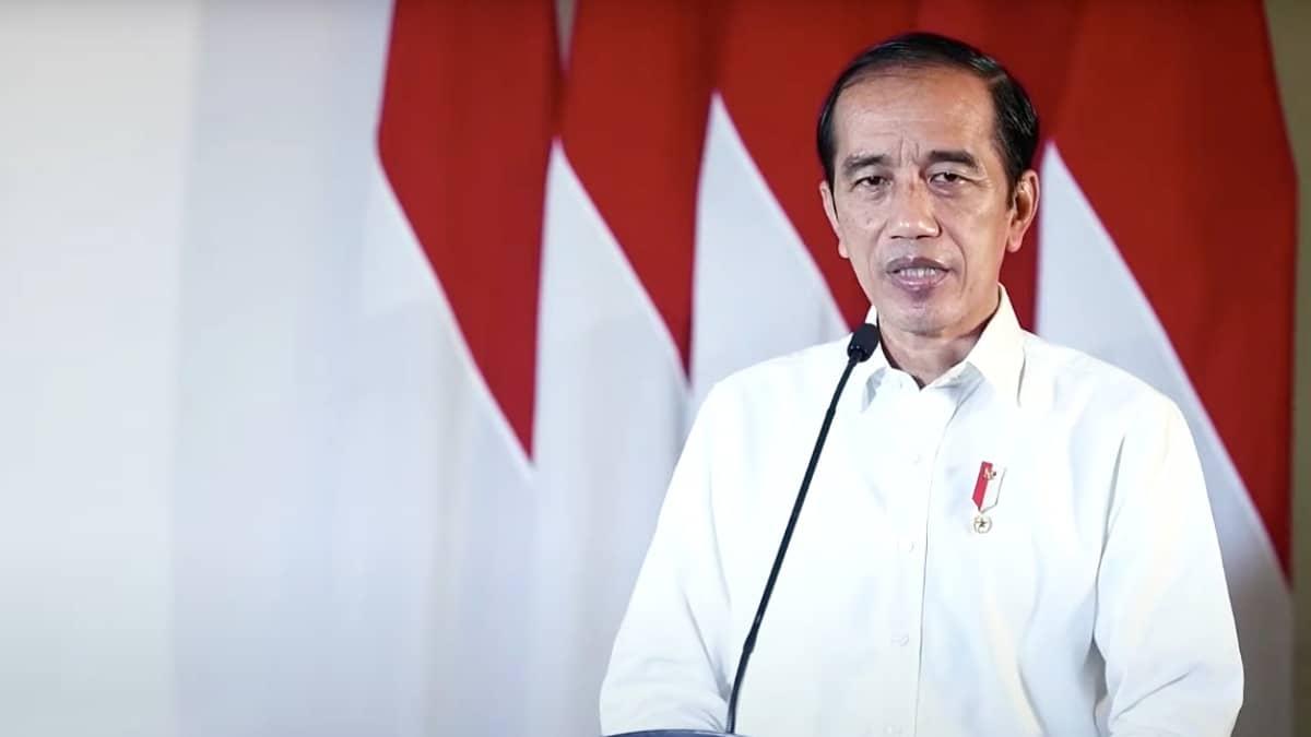 Presiden Jokowi perintahkan pencarian KRI Nanggala-402
