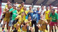Coach Poci, tim sepakbola PON Malut terus berbenah usai turnamen Bupati Cup Halsel