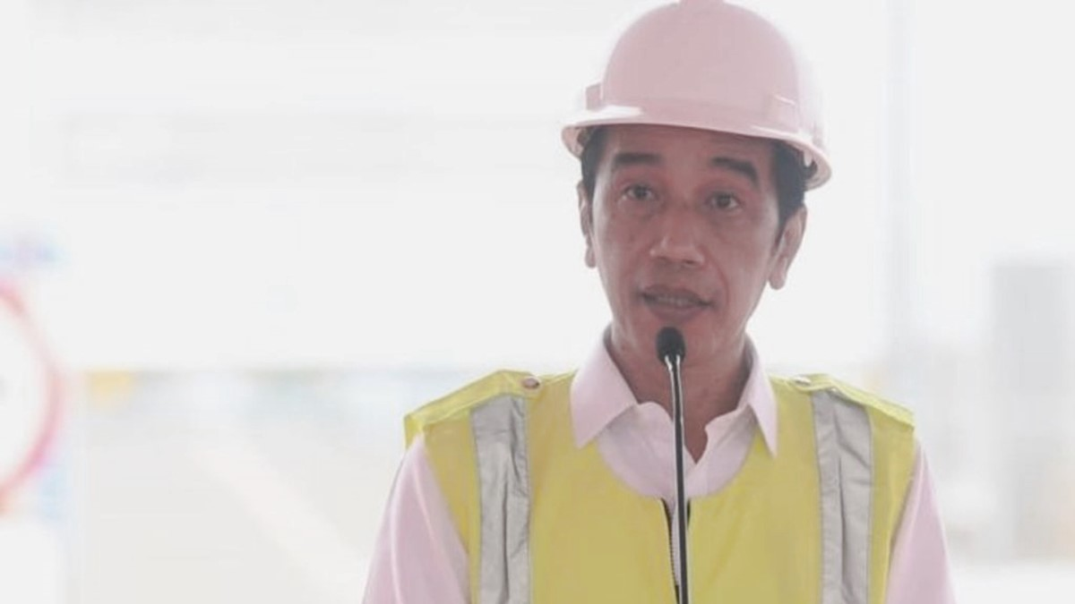 Presiden Jokowi ajak warga lawan terorisme