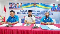 DPD KNPI Malut gelar Rapimda jelang Musda di Halut