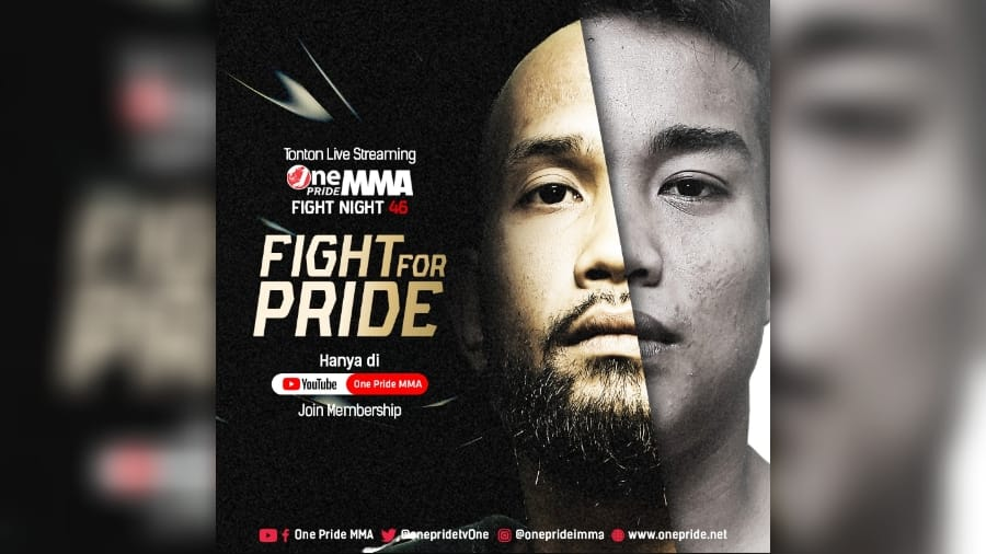 Windri Patilima, petarung MMA asal Kotamobagu tantang sang juara