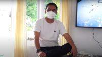 Sam Sachrul Mamonto isolasi Mandiri